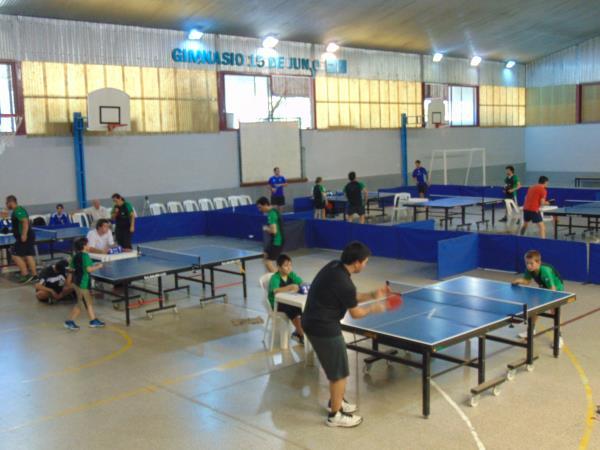 2 torneo de tenis de mesa ping pong tenis de mesa predio unl santa feping pong tenis - Torneo tenis de mesa ...